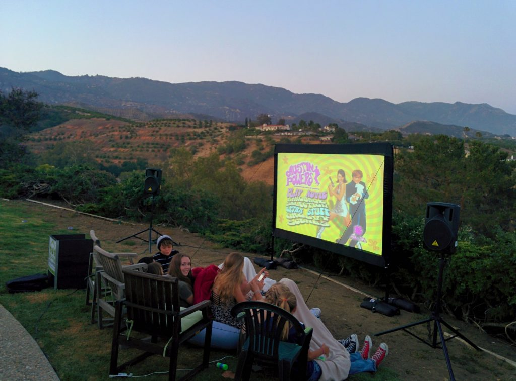 outdoor-theater