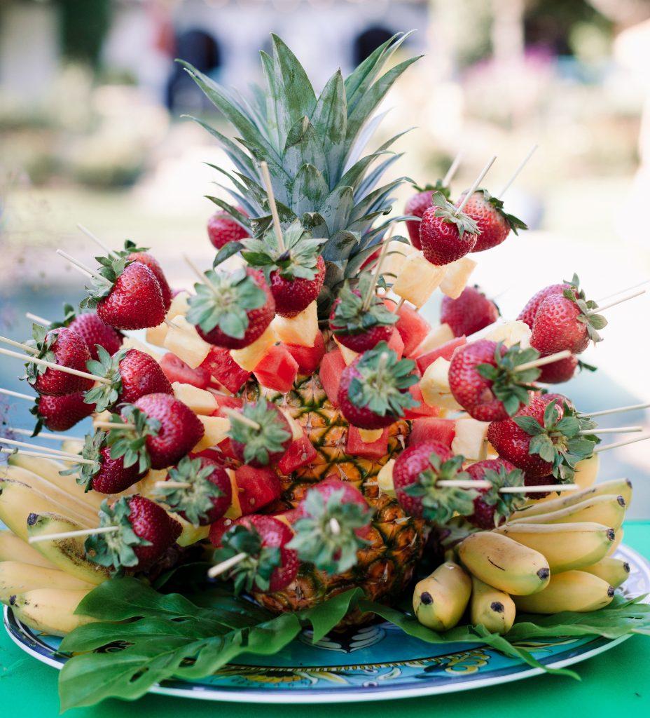 Tropical Serving Platters